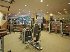Health Club & Spa, InterContinental