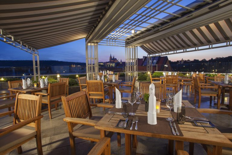 ZP Terrace-Prague Castle